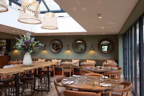 restaurant tiling