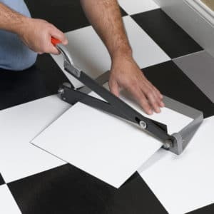 Measuring tiles and cuts